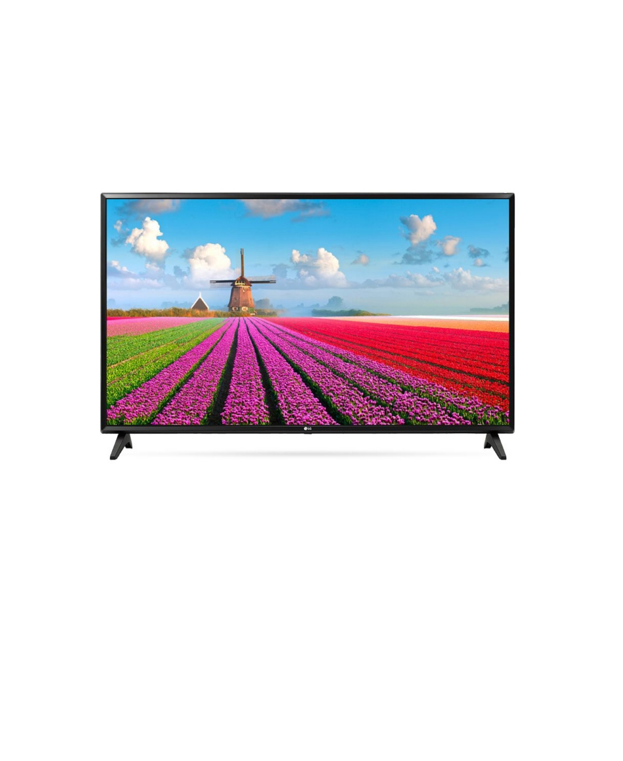Smart TV LG 49LJ594V Black