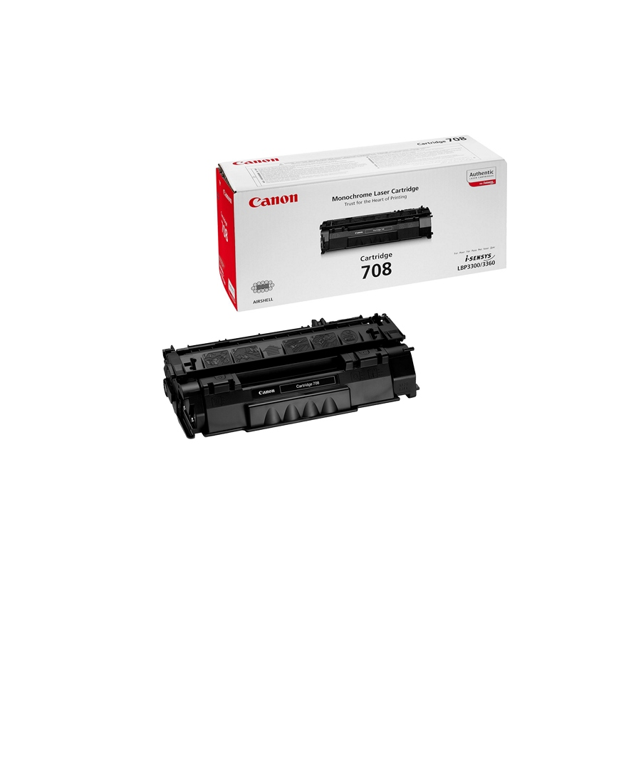 Cartridge Canon 708 Black