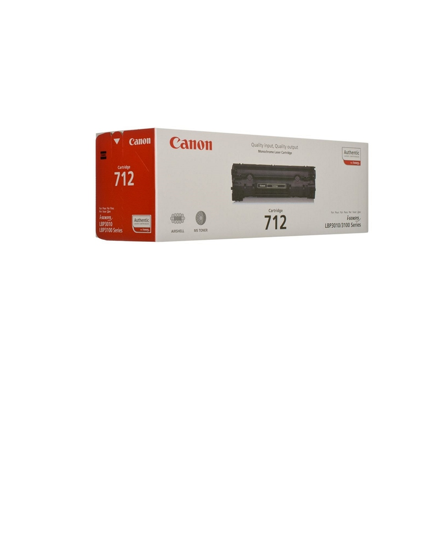 Cartridge Canon 712 Black